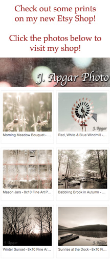 J. Apgar Photo - My Etsy Shop